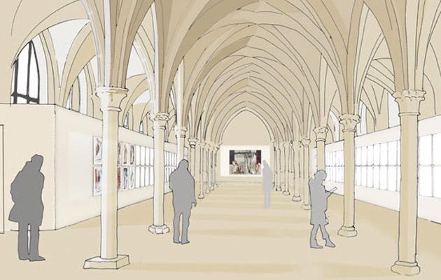 dessin-preparatoire-exposition-titus-carmel-college-des-bernardins