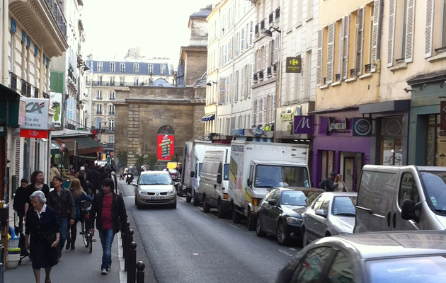 rue des Martyrs-baches
