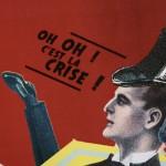 On ira tous au paradise 2012  Proposition d'affiche pour une comédie burlesque pour le théâtre des Feux de la Rampe.